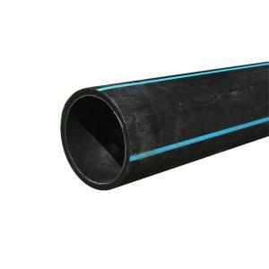 优质PE给水管dn75*1.0MPA*6M黑色