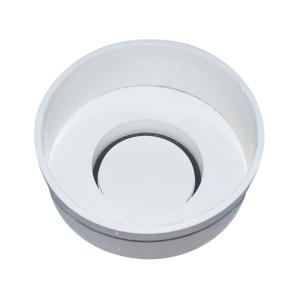 康臣 清扫口 (PVC-U排水配件) dn75 白色