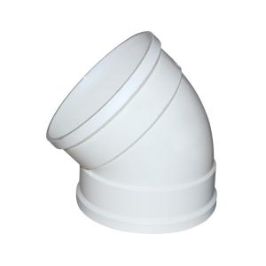 松兴 45°弯头 (PVC-U排水配件) dn50