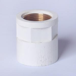 优质 铜内牙直接 (PVC给水配件) dn20/1/2
