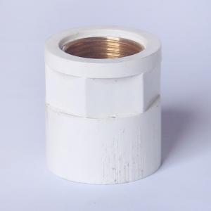优质 铜内牙直接 (PVC给水配件) dn32*1/2