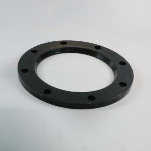 精品 加厚喷塑PE对接法兰盘 dn200(8孔)