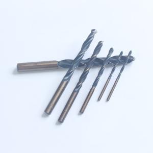 上工打不銹鋼鉆頭直柄麻花鉆頭高鈷鉆頭含鈷麻花鉆床轉頭1-3.0mm