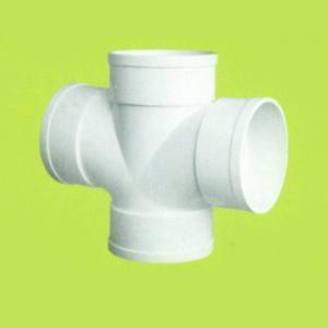莱福达 PVC排水平面四通 dn110