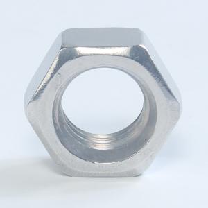 304不锈钢六角螺母DIN934 M1.