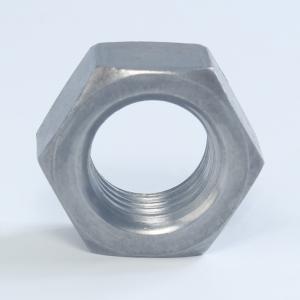 GB52反牙六角螺母M6-M36 六角螺母GB6170螺母 螺帽 左牙螺母本色