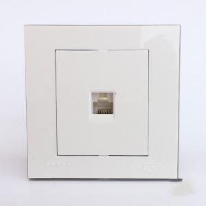 奇勝 K3.0系列 一位電腦插座