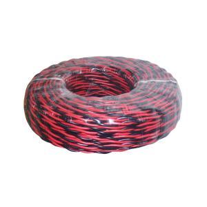 珠江純銅正品RVS花線2*0.75/1/1.5燈頭電線雙絞線電燈電源線新款