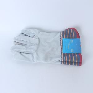 格锐特 全皮手套 短