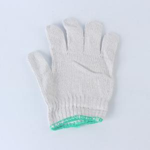 白棉线手套劳保工业防护手套 加厚耐磨线棉纱手套900g克优质 特价