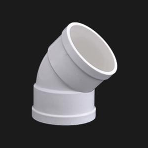 优质 排水45°弯头 φ160