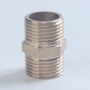 4轉2接頭4轉3快速直通彎頭6分接頭凈水器純銅內外螺紋4N2/3