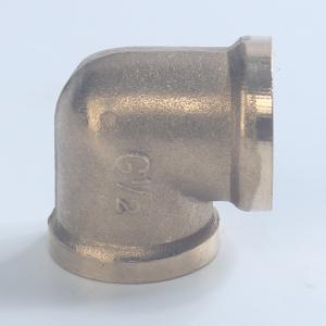 紫铜大R弯头焊接承口弯头15-35mm90度焊接大角度弯头扩口焊接弯头