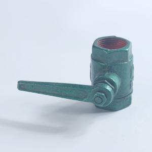优质 马铁球阀 (大通) 15mm 4分
