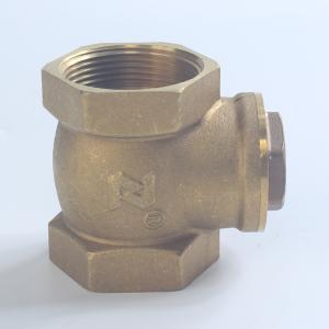 优质 铜止回阀 1.5寸