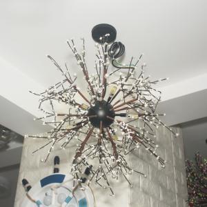 全铜美式吸顶灯客厅大气现代简约卧室灯饰
