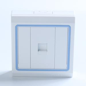 科本 单联八芯电脑信息插座 A8 DN