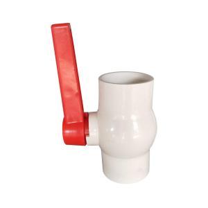 UPVC双由令球阀 华亚PVC活接球阀 UPVC球阀 塑料PVC球阀 20-110