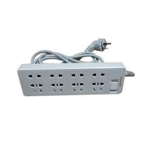 得力新國標插座長線電源插排接線板拖線板多功能排插插座家用插板