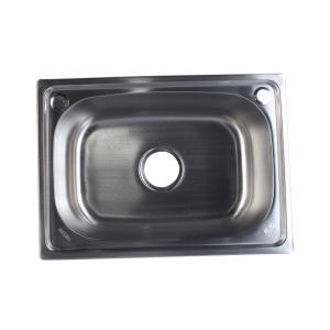 宁博 不锈钢水槽(单槽) 1.1mm 5843