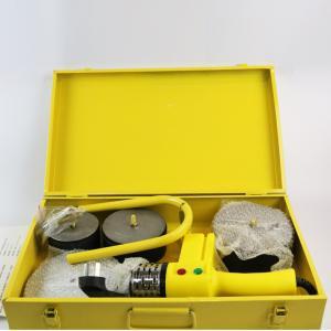 富达通 高级PPR、PE热熔机 75-110 (黄铁盒)