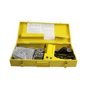 富达通 高级PPR、PE热熔机 20-63 (黄铁盒)
