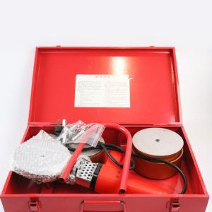 富达通 精品PPR、PE热熔机 75-110 (红铁盒)