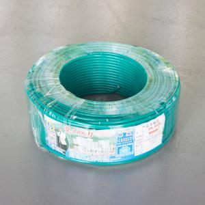 汾江 阻燃单塑多股线 ZR-BVR6mm (绿色)