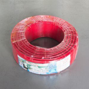汾江 阻燃单塑多股线 ZR-BVR6mm (红色)