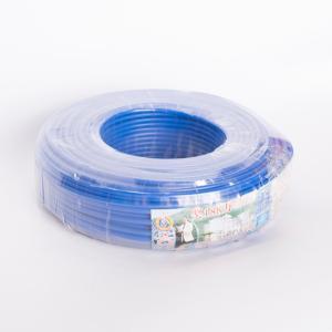 汾江 阻燃铜芯双塑多股线 ZR-BVVR4mm 蓝色