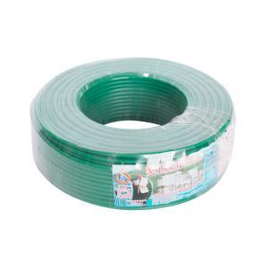 汾江 阻燃铜芯双塑多股线 ZR-BVVR4mm 绿色