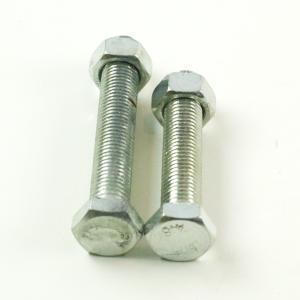 优质六角螺杆16*60(配螺母)