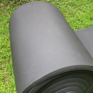 优质 橡塑保温板 1米*8米*2.0mm