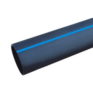联塑 PE100给水直管(0.6MPa)黑色 dn110 8M