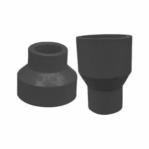 联塑 承插异径套(PE配件)黑色 dn63X50