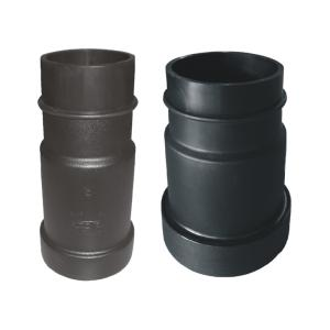 lesso聯塑PVC排水管配件伸縮節水管簡易伸縮節 螺紋伸縮節 康億家