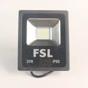 FSL SMD泛光灯 220V 20W 65K 超炫二代系列 标准型 10*1