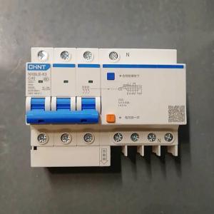 正泰 剩余电流动作断路器 NXBLE-63 3P+N C40