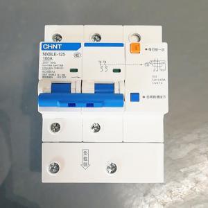 正泰 剩余电流动作断路器 NXBLE-125 2P/C100