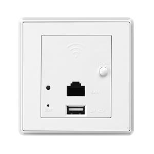 联塑电气 品尚 wifi无线路由器USB充电插座 PSV3