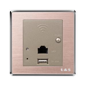 联塑电气 品逸 wifi无线路由器USB充电插座 PYV3