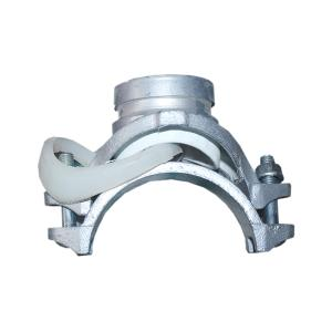 优质 沟槽衬塑机械三通 DN89