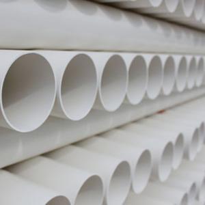 桂兴 PVC给水扩口灌溉管 dn90*4米