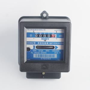杭州华立 DD862 单相电表 3-12A