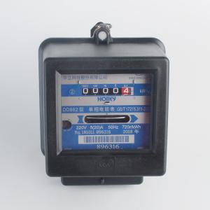 杭州华立 DD862 单相电表 5-20A(验好)