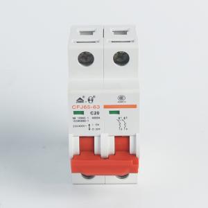 佳华小型断路器CFJ65-632P20AC型