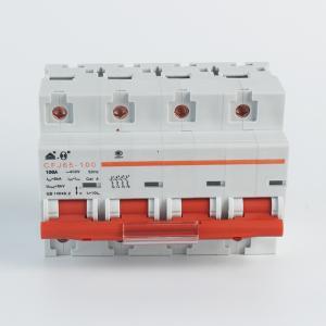 佳华小型断路器CFJ65-1004P100AC型