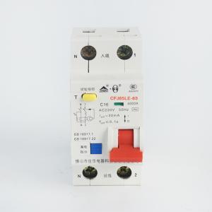 佳华小型漏电断路器CFJ65LE-631PN40AC型