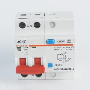 佳华小型漏电断路器CFJ65LE-632P63AC型