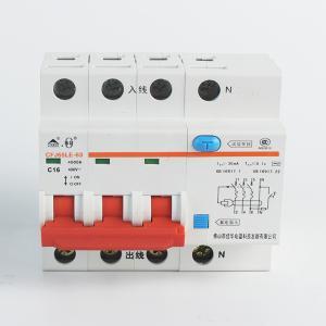 佳华小型漏电断路器CFJ65LE-633P+N16AC型